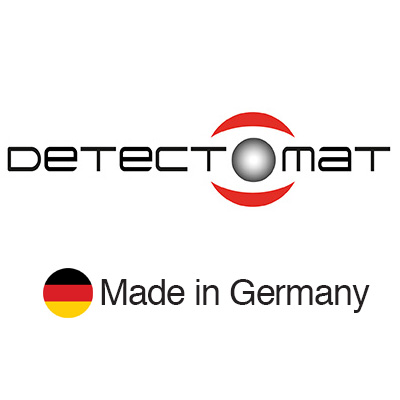 detectomat made in germany